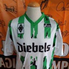 Coleccionismo deportivo: CAMISETA FUTBOL BORUSSIA MÖNCHENGLADBACH 1994-1995 ASICS. Lote 125213287