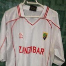 Collectionnisme sportif: TANZANIA L CAMISETA FUTBOL FOOTBALL SHIRT. Lote 125227451