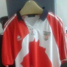 Colecionismo desportivo: CAMISETA SHIRT OFICIAL CASA MATCH WORN JULEN GUERRERO AT. BILBAO. Lote 125971587