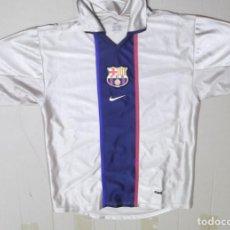 Coleccionismo deportivo: CAMISETA FUTBOL ORIGINAL NIKE FC BARCELONA BARCA . Lote 126055955