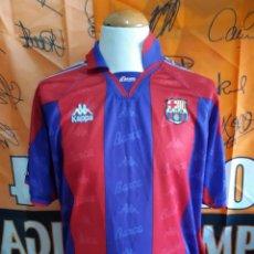 Coleccionismo deportivo: CAMISETA FUTBOL F.C BARCELONA 1995-1996 KAPPA. Lote 126166507