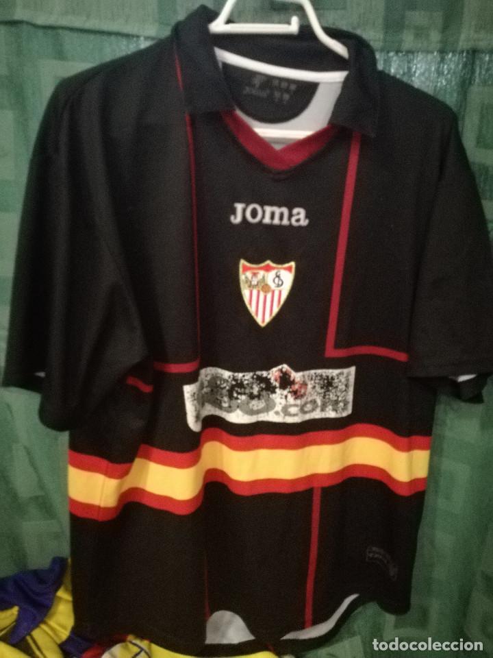 camisetas de futbol Sevilla FC precio