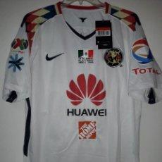 Coleccionismo deportivo: CAMISETA OFICIAL CASA PREPARADA CLUB AMÉRICA MEXICO. Lote 127469343