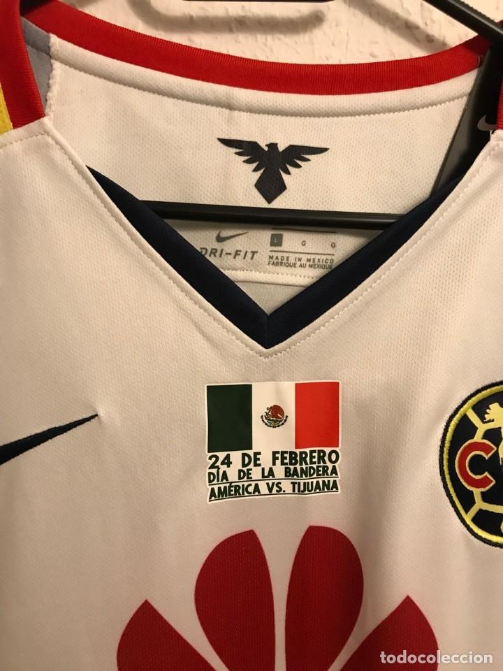 Coleccionismo deportivo  Camiseta oficial casa preparada Club América Mexico  - Foto 2 - 127469343 5340017f264f3