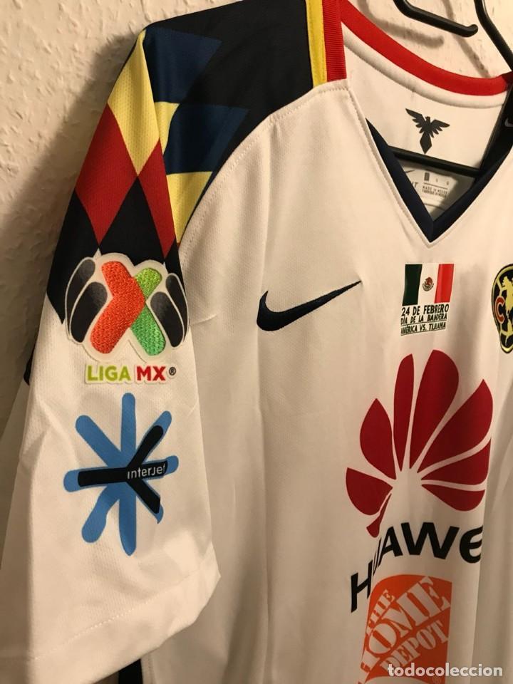 Coleccionismo deportivo  Camiseta oficial casa preparada Club América Mexico  - Foto 4 - 127469343 6bb76262d241a