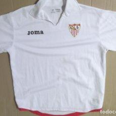 Coleccionismo deportivo - CAMISETA FUTBOL ORIGINAL JOMA OFICIAL SEVILLA CONMEMORATIVA COPA DEL REY 2007 - 127572575
