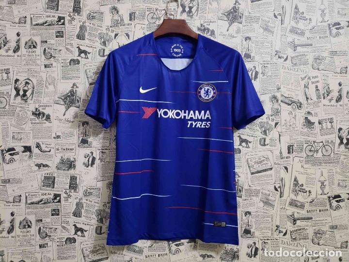 camisetas de futbol Chelsea precio