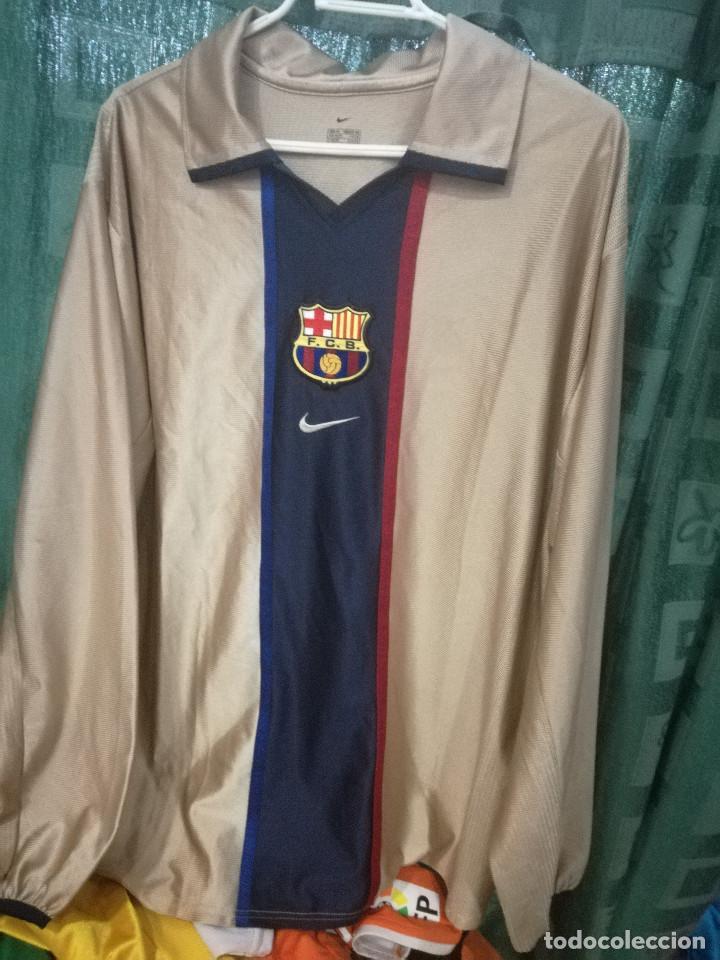 best website 5c94e 46d12 FC Barcelona B MATCH WORN XL Camiseta futbol football shirt