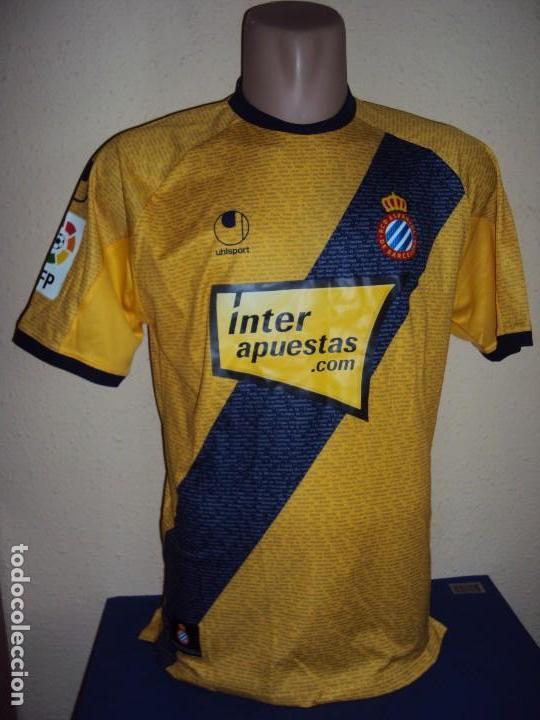 f-180787)camiseta de nakamura r.c.d.español - - Comprar Camisetas de ... 8e33909185627