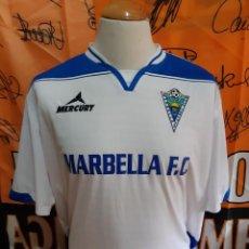 Coleccionismo deportivo: CAMISETA FUTBOL MARBELLA FC 2015-2016 MERCURY. Lote 128243179