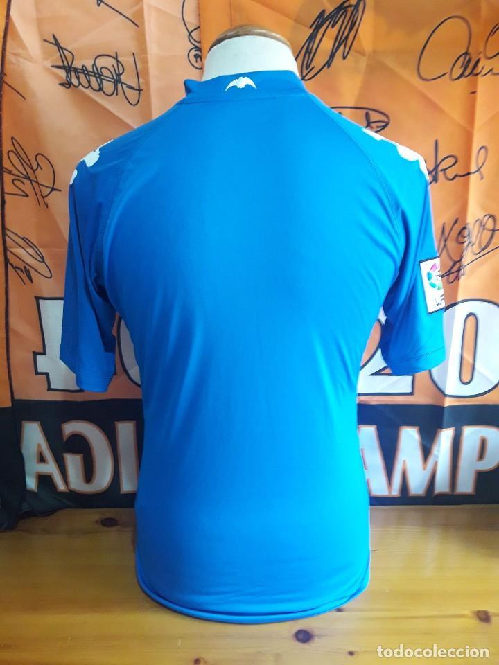 Coleccionismo deportivo  Camiseta Futbol VALENCIA C.F 2010-2011 Kappa  Unibet - Foto 5 - 607c797f37373