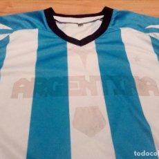 Coleccionismo deportivo: CAMISETA SELECCIÓN ARGENTINA. Lote 128741783