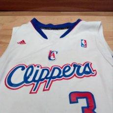 Coleccionismo deportivo: CAMISETA BALONCESTO LOS ANGELES CLIPPERS (PAUL). Lote 128783835