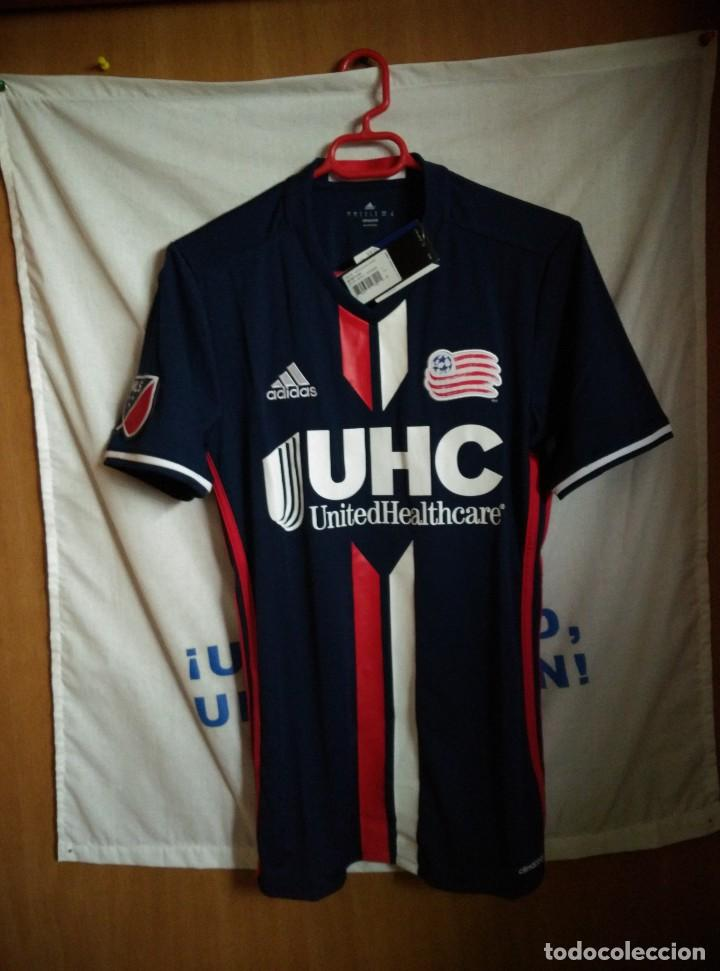 super popular 1c56c 4e04a Nueva a estrenar y Original | Futbol | Talla S | Camiseta del New England  Revolution
