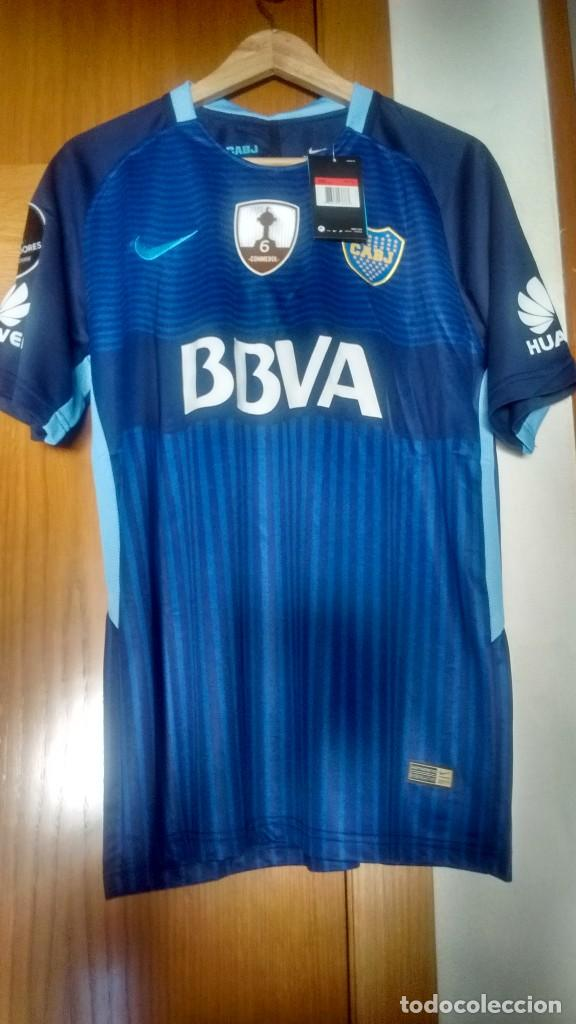 finest selection 93a37 0786e Camiseta reserva Boca Juniors 2018/2019 talla L