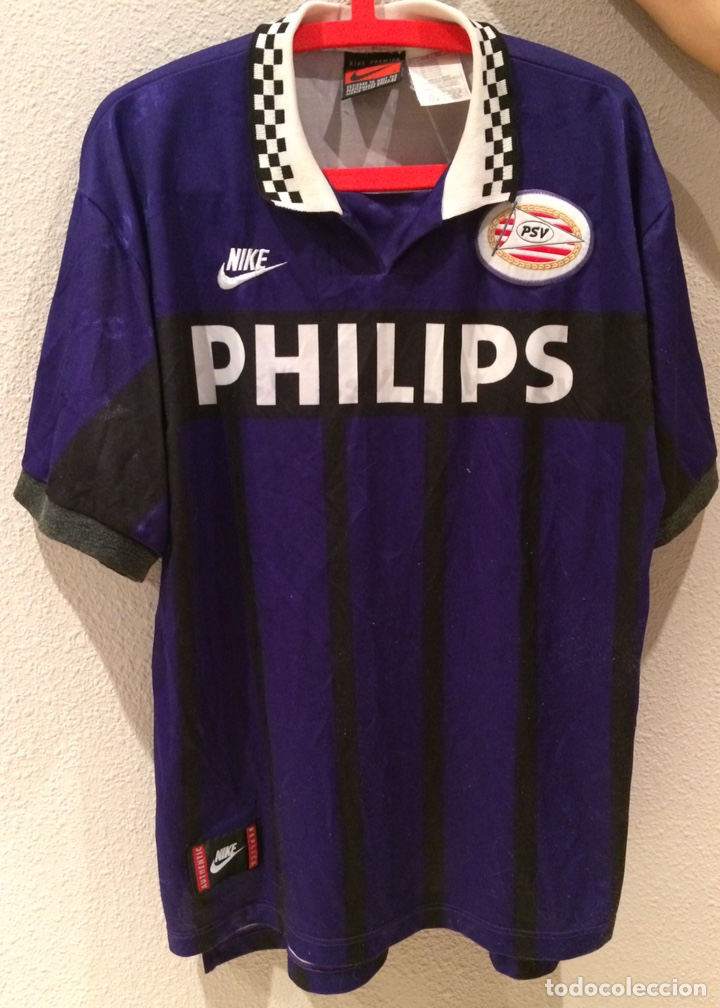 new arrival a6a17 6258f Camiseta psv eindhoven 1995-1996 (2ª temporada - Sold ...
