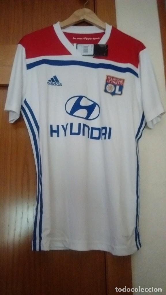 comprar camiseta Olympique Lyonnais nuevas