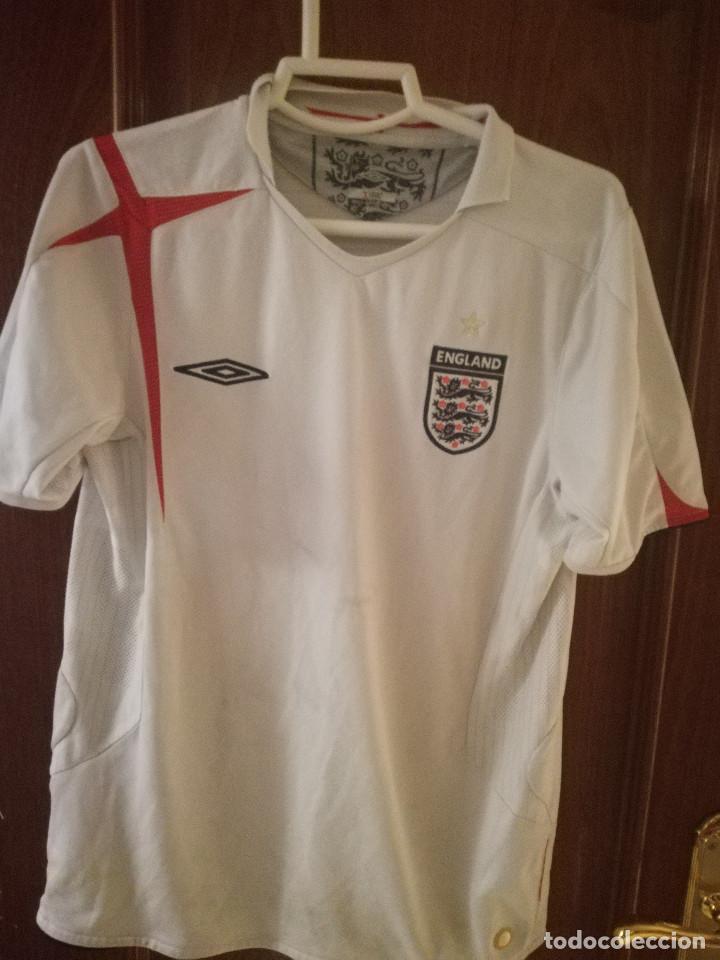 England S Camiseta Futbol Football Shirt Fussball Trikot