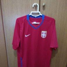 Coleccionismo deportivo: CAMISETA SELECCIÓN DE SERBIA.. Lote 130307846