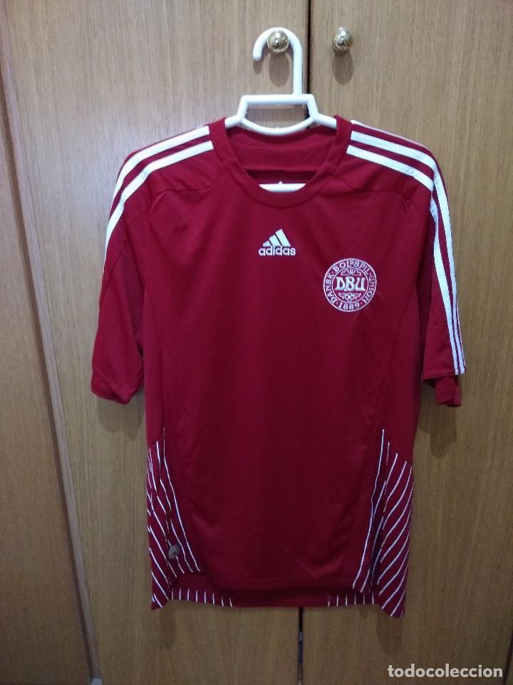 91614bc8b493f camiseta selección de dinamarca. - Comprar Camisetas de Fútbol en ...