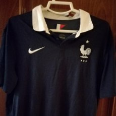 FRANCE FRANCIA L CAMISETA FUTBOL FOOTBALL SHIRT FUSSBALL TRIKOT 9d128c2cd