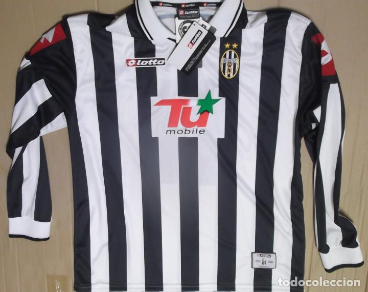 camisetas de futbol Juventus nuevo