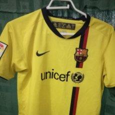 Coleccionismo deportivo: FC BARCELONA AGE 12 /13 CAMISETA FUTBOL FOOTBALL SHIRT TRIKOT MAGLIA . Lote 130685724