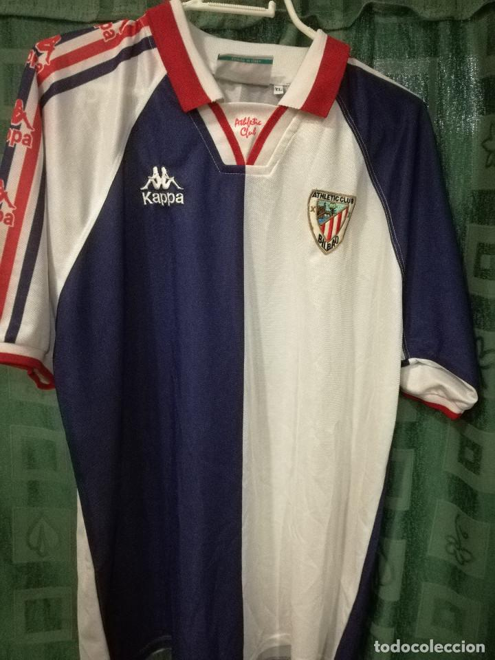 premium selection 1a2ee a7aee ATHLETIC CLUB BILBAO XL Camiseta futbol football shirt trikot maglia
