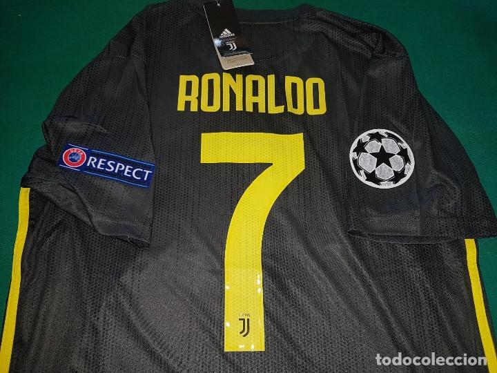 camiseta reserva ac juventus 2018 talla l ronal comprar camisetas de futbol en todocoleccion 131355342 camiseta reserva ac juventus 2018 talla l ronaldo version champions