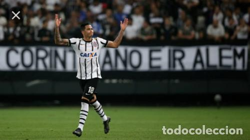 Camiseta Reserva Match Worn S C Corinthians Pa Buy Football T Shirts At Todocoleccion 131364858