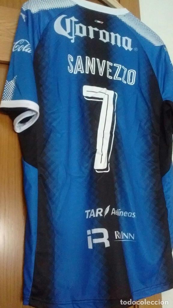 Coleccionismo deportivo  Camiseta shirt oficial casa Queretaro FC México  2017 2018 talla L - 6fd76971e761c