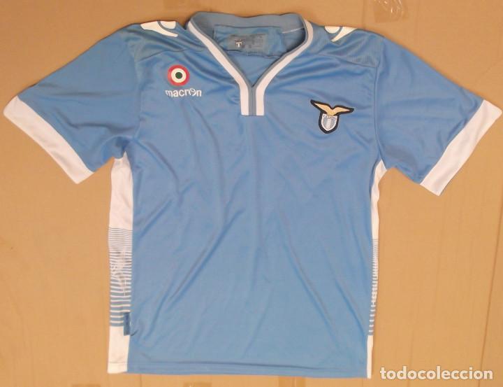 camisetas de futbol Lazio deportivas