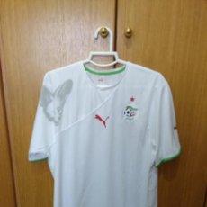 Coleccionismo deportivo: CAMISETA SELECCIÓN DE ARGELIA.. Lote 131624974