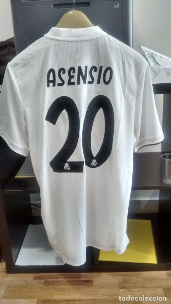 low priced 8c7ba d49ed Camiseta casa player Real Madrid 2018/2019 Asensio