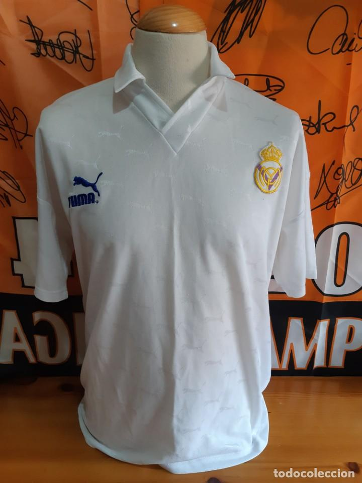 cbc739e6476b2 Camiseta futbol aef real madrid puma rareza nº2 - Sold through ...