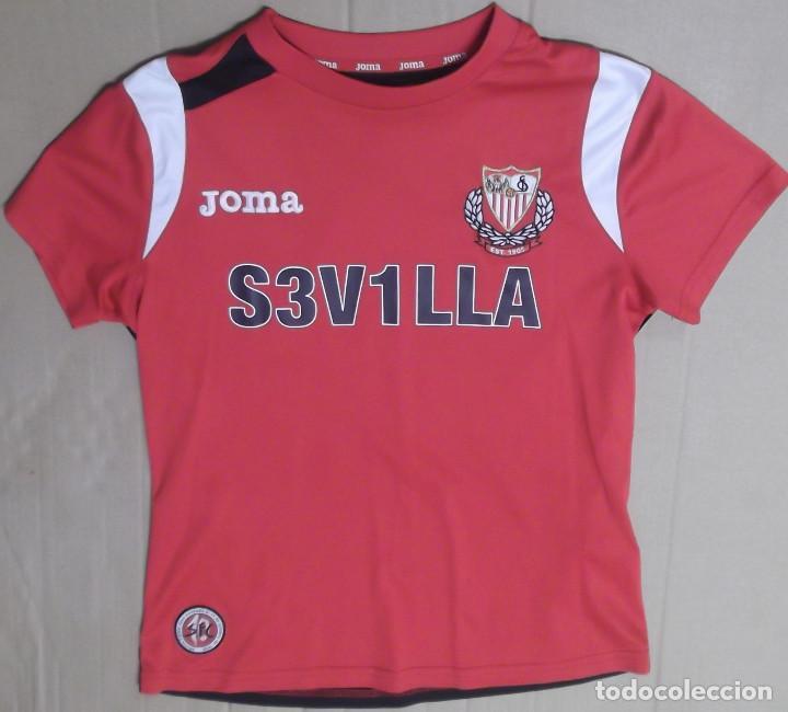 Comprar Original Camiseta Futbol Camisetas Sevilla Fundad Cf Joma HEbW29YDIe