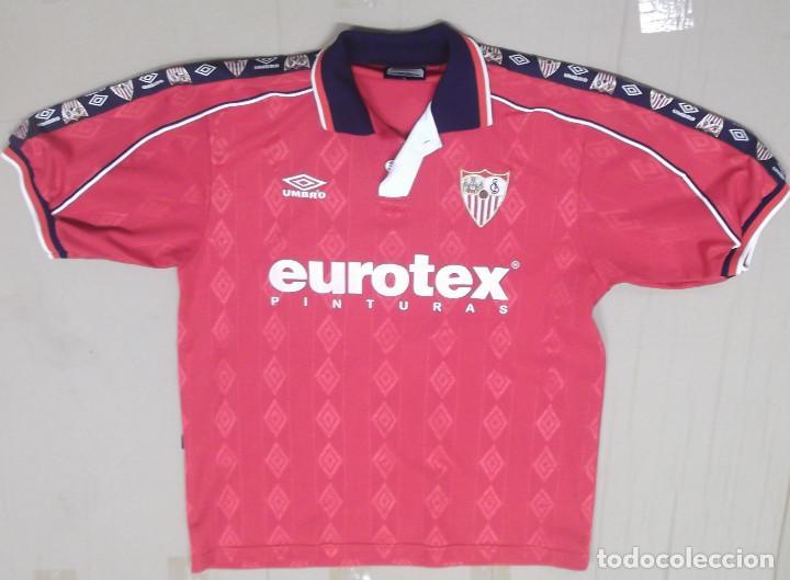 camisetas de futbol Sevilla FC en venta