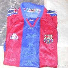 Coleccionismo deportivo: CAMISETA FC BARCELONA -KAPPA HOMOLOGADA -TALLA M. Lote 136362457
