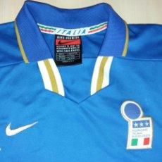 Colecionismo desportivo: ANTIGUA CAMISETA SELECCIÓN ITALIANA - NIKE. Lote 132806797