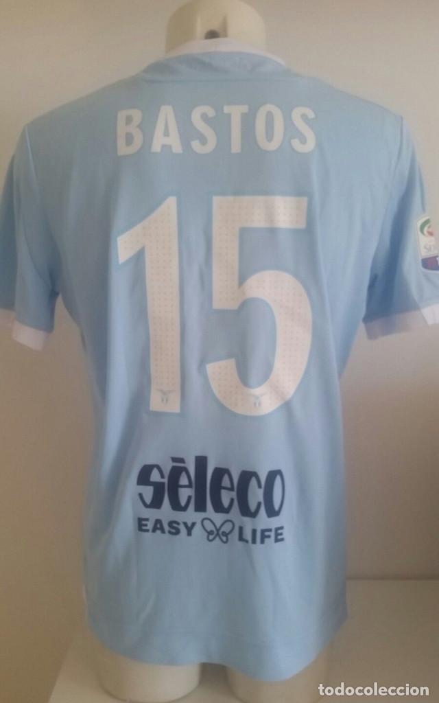 Camiseta Lazio BASTOS