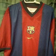 Coleccionismo deportivo: FC BARCELONA B MATCH WORN XL CAMISETA FUTBOL FOOTBALL SHIRT FUSSBALL TRIKOT. Lote 133179182
