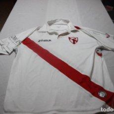 Coleccionismo deportivo: CAMISETA OFICIAL CASA MATCH WORN SEVILLA ATLÉTICO ÑOÑO. Lote 133207006