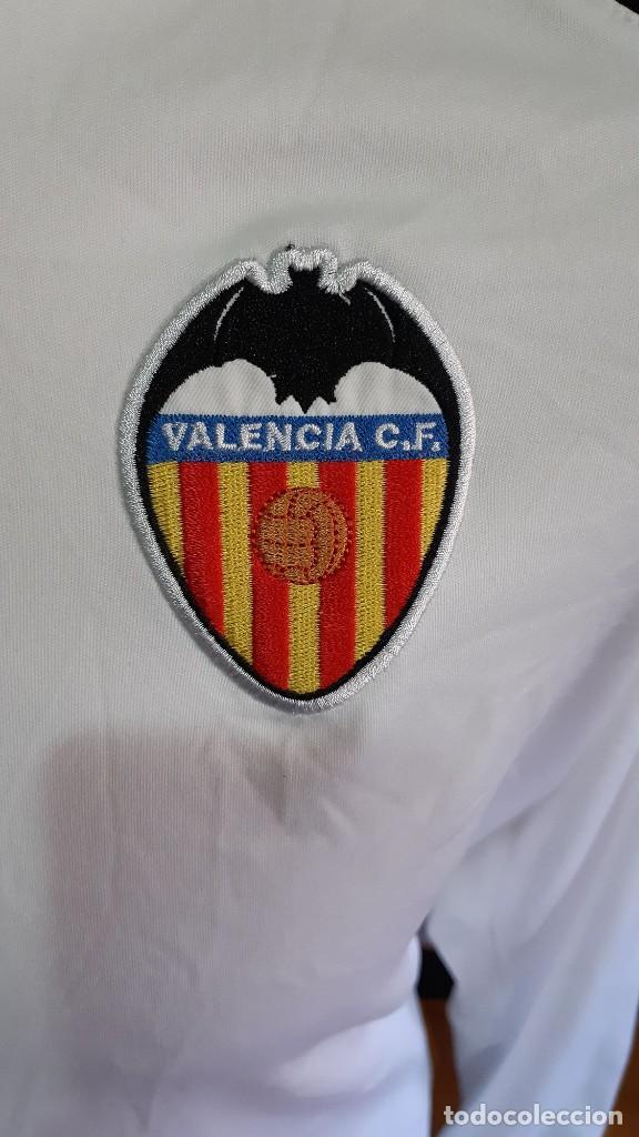 ropa Valencia CF manga larga