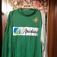 Coleccionismo deportivo - Camiseta Fútbol Betis Kappa Contreras - 159452288