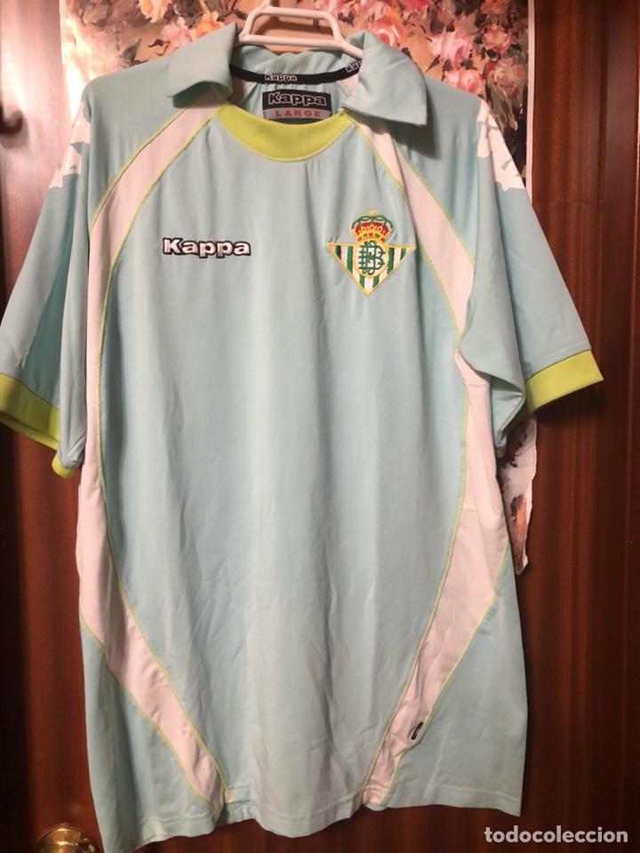 vendible Precio al por mayor 2019 diseño de calidad Camiseta Betis Kappa Entrenamiento