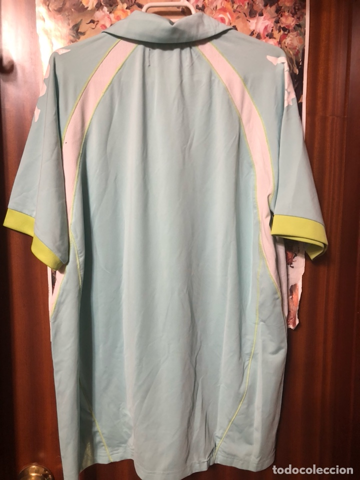 Coleccionismo deportivo: Camiseta Betis Kappa Entrenamiento - Foto 2 - 133478018