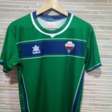 Coleccionismo deportivo: CAMISETA DEPORTIVO PABLO IGLESIAS ELCHE, FUNDADO EN 1992, NUMERO 22 A LA ESPALDA TALLA M. Lote 133560265