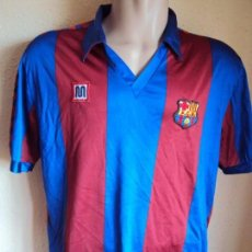 Coleccionismo deportivo: (F-180941)CAMISETA MIGUEL ANGEL NADAL - F.C.BARCELONA - MEYBA - DORSAL 15 - 91-92 - MATCH WORN. Lote 133904290