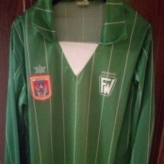 Coleccionismo deportivo - Hornos Sevilla Futbol Vintage Dissolved football shirt 1980 fc XL camiseta futbol - 134006858