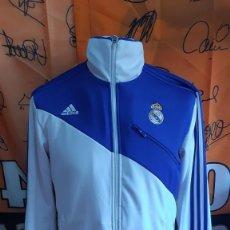Coleccionismo deportivo: CHAQUETA CHANDAL REAL MADRID ADIDAS M . Lote 134039586